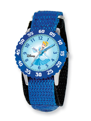 Blue Cinderella Watch