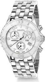 Women's Stainless Steel Titanic GianTTo Watch
