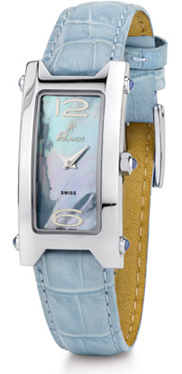 Tulip Polanti Watch, Light Blue