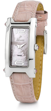 Tulip Polanti Watch, Light Pink