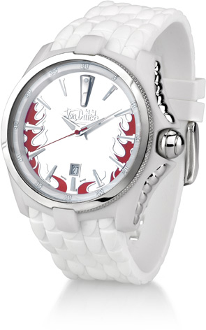 Buy Von Dutch Watch – Angel Collection, White