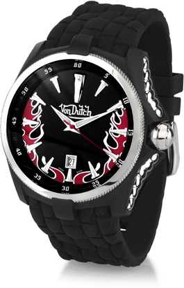 Buy Von Dutch Watch – Angel Collection, Black