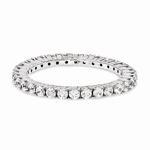 round eternity bangles carat bangle full ladies platinum baguette newburysonline ring diamond and