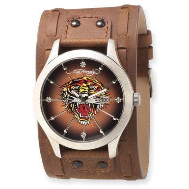Buy Ed Hardy Gladiator Tiger Watch
