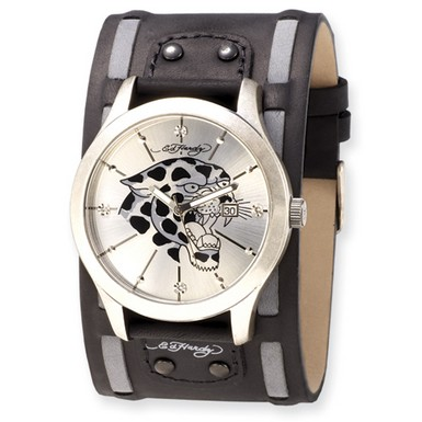 Buy Ed Hardy Gladiator Leopard Watch