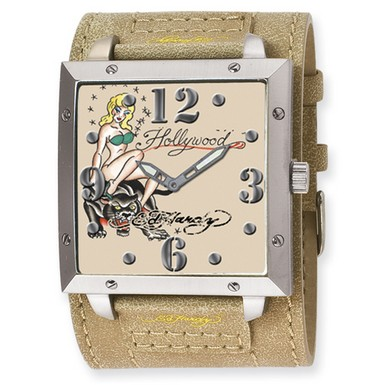 Buy Ed Hardy Warrior Hollywood Watch