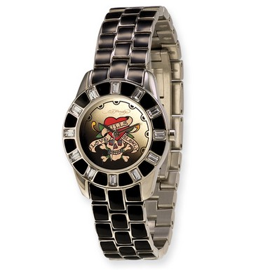 Buy Ed Hardy Chic Black Watch