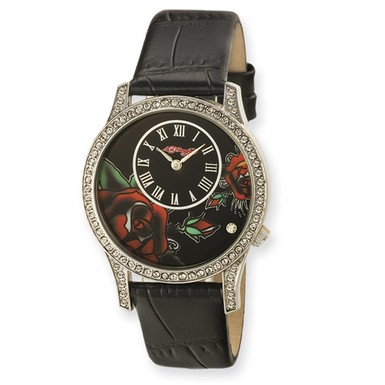 Ed Hardy Antoinette Black Watch