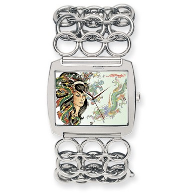 Buy Ed Hardy Lynx Dragons Watch