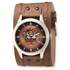 Ed Hardy Gladiator Tiger Watch