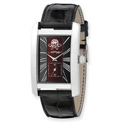 Ed Hardy 1st Class Rad & Black Dial Watch