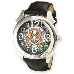 Ed Hardy Revolution Black Watch