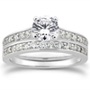 Classic Diamond Engagement Set