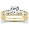 Traditional Diamond Engagement Set