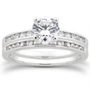 Traditional Diamond Engagement Set