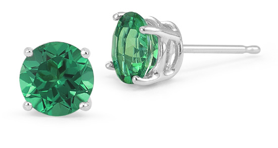 emerald green earrings studs starlet fashion elegant sparkle gems gunmetal crystal star stud