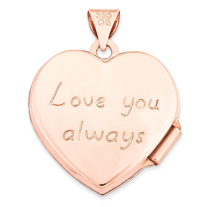 plated mm sterling gold lockets length grams rose silver p heart width border locket flower weight