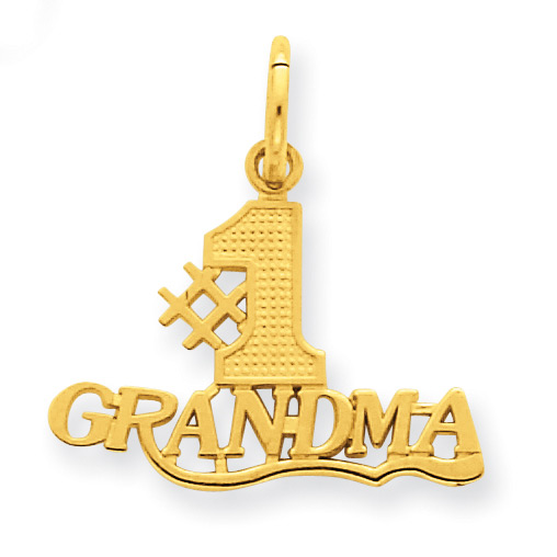 Grandmother and Grandma Necklaces and Jewelry