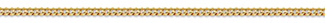 14K Gold 2mm Curb Link Chain