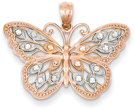 New Gold Butterfly Jewelry has Fluttered In!