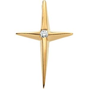 Star of Bethlehem Diamond Pendant