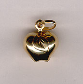 Apples of Gold Pendant, 14K Gold (Apples of Gold)