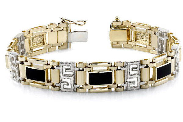 Men's Bracelets Are Elegant and Masculine