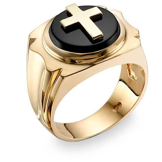Christian Rings for Men Display Faith