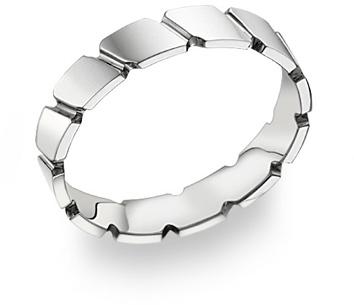 Platinum Design 4.5mm Wedding Band Ring