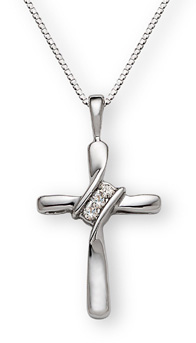 Honor the Lord Jesus Christ with Mesmerizing Diamond Crosses