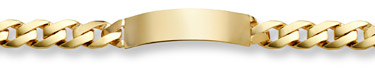 Buy Design Link ID Bracelet – 14K Gold