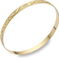 Design Bangle Bracelet