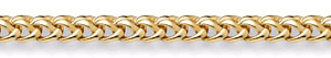 14K Gold Weave Bracelet