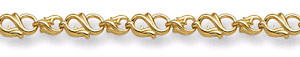 Buy 14K Gold Paisley Bracelet