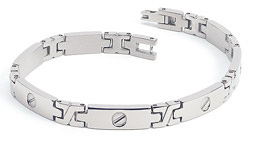 Women's Titanium Bracelet - The Venustas by Forza Tesori