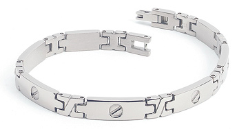 Women's Titanium Bracelet - The Venustas by Forza Tesori