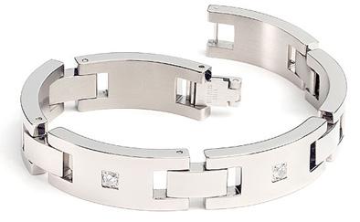 Titanium Bracelet - The Vernani - by Forza Tesori