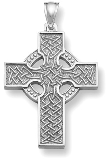 Ancient Celtic Cross Design