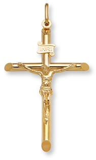 Crucifix Pendants to Commemorate Christ's Ultimate Gift