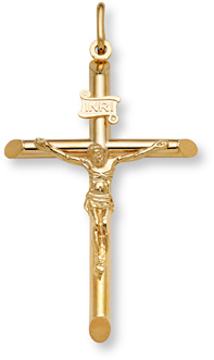 Crucifix Jewelry: Reminders of the Message of Good Friday