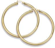 14K Gold Hoop Earrings - 2