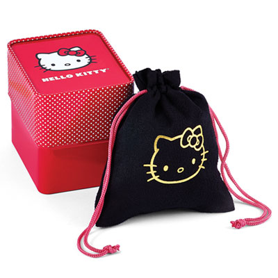 Hello Kitty Watch Gift Box