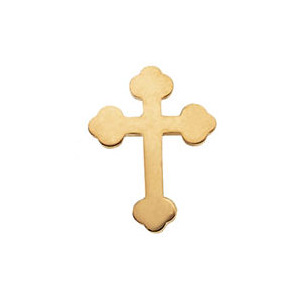 Cross Lapel Pins Are Subtle Yet Powerful