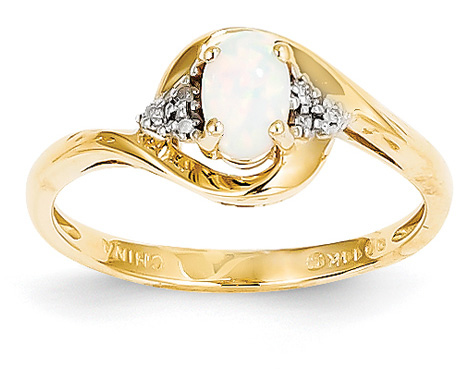 Gemstone Spotlight: Opal