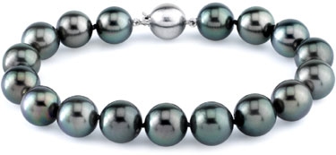 Buy 9-10mm Tahitian South Sea Pearl Bracelet