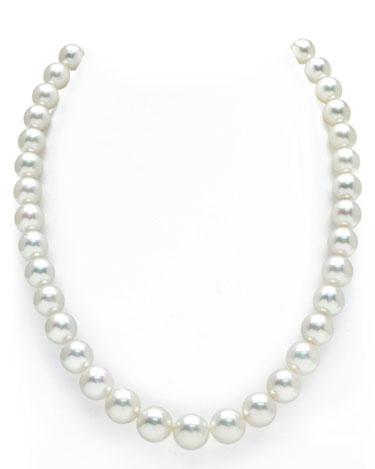 9-12mm Australian South Sea Pearl Necklace
