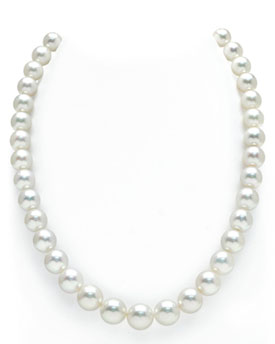 9-12mm Australian South Sea Pearl Necklace