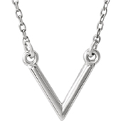 Sterling Silver Petite