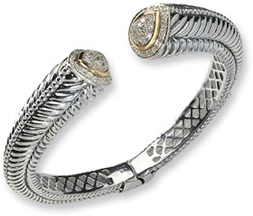 hardy classic bangle sterling products bangles bracelet silver gold hinged chain bonded john