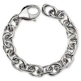 Buy Sterling Silver Link Bracelet
